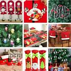 Christmas Decoration Supplies Gift Bag Santa Chair Toilet For Xmas Tree Ornament