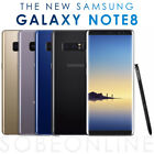 Samsung Galaxy Note 8 SM-N9500 256GB (FACTORY UNLOCKED) Black Gold Blue Gray