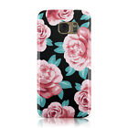 DYEFOR ROSES PRINT COLLECTION HARD CASE COVER FOR SAMSUNG GALAXY MOBILE PHONES