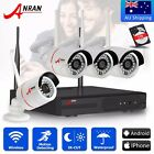 ANRAN HD 720P 4/6/8CH Wireless IP Video Camera Security System 1TB HDD NVR Kit