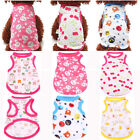 Various Pet Puppy Small Dog Cat Pet Clothes Dress Vest T Shirt Summer Apparel