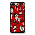 BETTY BOOP COLLAGE iPhone 4/4S 5/5S/SE 5C 6/6S 7 8 Plus X 10 Case Cover $15.9 USD