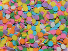 COLOURFUL FUNFETTI EDIBLE SUGAR SPRINKLES CONFETTI CUPCAKE CAKE TOPPERS