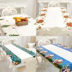 Christmas Disposable Cartoon Sticker Multi-function for Tablecloth EN24H