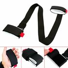 Adjustable Ski Pole Shoulder Hand Carrier Lash Handle Straps Porter Hook Loop GX