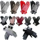New Soft Warm Wool Bow Detail Tweed Ladies Gloves Gift