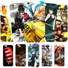 Boold Anime ONE PUNCH-MAN Saitama Hard Phone Case Cover For IPhone 8 X 6/7 Plus