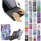 For Samsung Galaxy Tab 4 10.1 T530 USB Andriod Tablet Keyboard Case Cover Flip