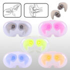 Silicone Soft Waterproof Earplug Adult Children Swimming Protector Ear Plug