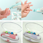 US The Best product for your baby Automatic quiet and easy Baby Nail trimmer
