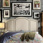 Darby Home Co Niagara Queen Upholstered Panel Headboard