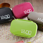 Portable 2 Layers Lunch Box Bento Food Container Tableware Microwave Japan SP