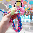 Baby Kid Child Soft Stuffed Chime Rattle Squeaky Brilliant Activity Toy Doll 0+