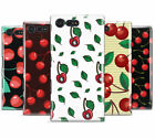 CHERRY PRINT COLLECTION HARD MOBILE PHONE CASE COVER FOR SONY XPERIA X COMPACT £4.95 GBP on eBay
