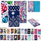 For Doogee X30L Wallet Bag Flip Case Cover Wings Tower Insect Leopard Bowknot