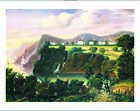 "THOMAS CHAMBERS ""View From West Point"" CANVAS OR PAPER various SIZES, BRAND NEW"