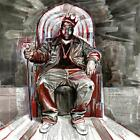 """Music The Notorious B.I.G.Biggie Christopher Wallace Poster 12x12 24x24 32x32"""""""