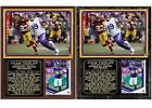 Adam Thielen #19 Minnesota Vikings Photo Card Plaque $27.95 USD on eBay