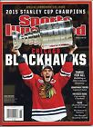 2015 Chicago Blackhawks Stanley Cup SI Sport Illustrated Modern Dynasty Magazine