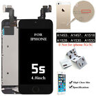 For iPhone 5s 6s 6 6s Plus LCD Touch Screen Digitizer Replacement & Home Button