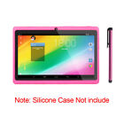 7'' Tablet 16GB Quad Core HD KitKat Dual Camera WiFi BundleAndroid 4.4 for Kids