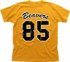Teen Wolf BEAVERS '85 fancy dress printed t-shirt TC9229