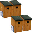 Wooden Nesting Box Bird Nest House Small...