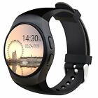KW18 Bluetooth Heart Rate Smart Watch Wrist Waterproof Phone Mate Android IOS