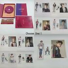 WANNA ONE Repackage album 1-1=0 Nothing without you CD selected photocard K-POP