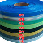 Width 15MM Φ9MM PVC Heat Shrink Tubing Color&Length Selectable