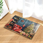 A Beautiful Living Room Decorated For Xmas Bath Fabric Shower Curtain 71Inch