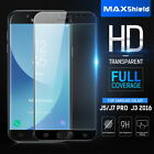 Full Cover Tempered Glass Screen Protector For Samsung Galaxy J5 Prime J7 Prime