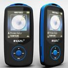 "1.8"" TFT Bluetooth MP3 MP4 Player support TF card WITH 4G Built in FM Radio YA"