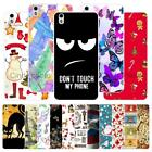 For HTC Desire 816 800 816G D816W Christmas Plastic Case Cover Tower Butterfly