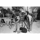 Children Inspect Photographer's Camera by Russell Lee, 1942, FSA Photo Print