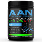 AAN Pre-Workout EXTREME DMHA  Citrulline, Hydromax, Creatine, 30 Servings, Vegan