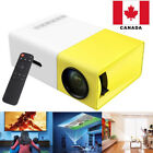 yg300 1080p home theater cinema usb hdmi av sd mini portable hd led projector ca