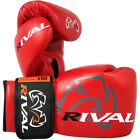 Внешний вид - Rival Boxing Econo Bag Gloves - Red