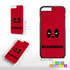 MICKEY MOUSE Phone Case Cover Oboy Trap Deadpool for iPhone Samsung Hard/Rubber