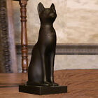 Large Egyptian Cat Ornament - Available in Black or White