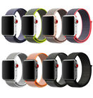 Woven Nylon Sport Loop iWatch Band Strap Bracelet For Apple Watch Series 3