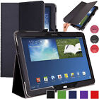 Leather Folding Book Folio Stand Case Cover Samsung Galaxy Note Pro 12.2, P900
