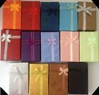 colorful paper gift box jewelry ring earrings necklace party supply wrap P036