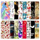 For HTC Desire 526 526G 526G+ 326 326G Christmas Hard Cover Case 2018 New Year