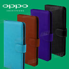 Slim Wallet Flip Credit Card Leather Pouch Pocket Cover AU Oppo A73 Case