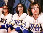 THE HANSON BROTHERS SLAP SHOT MOVIE CHARLESTOWN CHIEFS MOVIE PHOTO---PICK SIZE