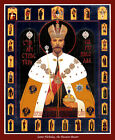 ICON SAINT NICHOLAS PASSION-BEARER PRINT.TSAR NICHOLAS IIAVAILABLE ON CANVAS,TOO