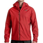 The North Face Mens Fuseform Montro Full Zip Camping Hiking Jacket Coat - Red
