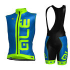 2018 summer style cycling jersey sleeveless Shirt Mtb Bike bib shorts Set RH02