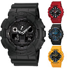 BRAND NEW G-Shock GA100 Series Sports Watch Choose Color